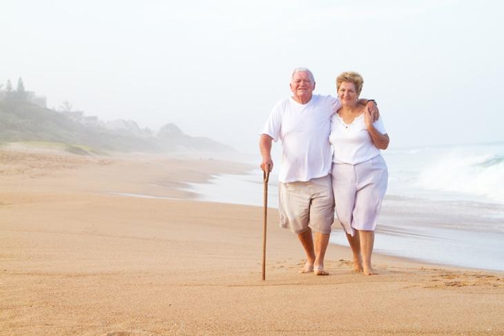 Cuidado de mayores en Valencia en verano